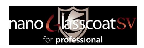nanoGlasscoatSV for professional