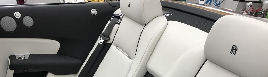 Rolls-Royce Dawn  YAWARAレザーコーティング