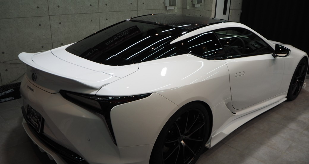 ARTISAN APIRITS  LEXUS LC500h TEVO Nano Quartz Coating 2layer